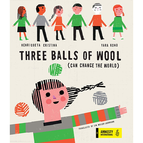 Three balls of wool / Henriqueta Cristina y Yara Kono