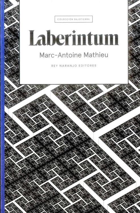 Laberintum / Marc-Antoine Mathieu