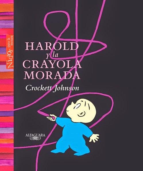 Harold y la crayola morada / Crockett Johnson