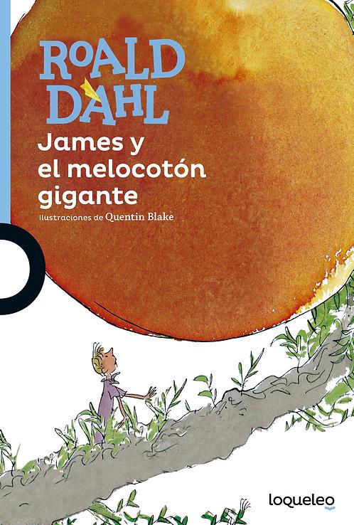 James y el melocotón gigante / Dahl y Blake
