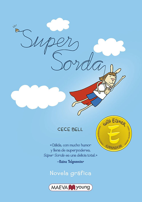 Super Sorda / Cece Bell
