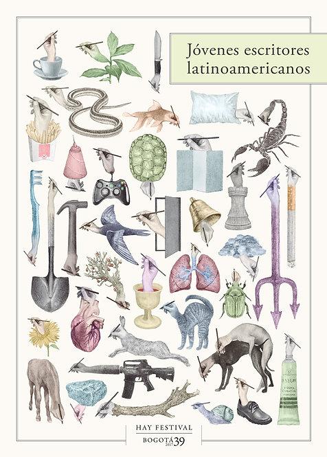 Bogotá 39. Jóvenes escritores latinoamericanos / Varios autores