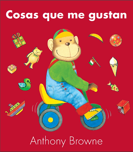 Cosas que me gustan / Anthony Browne