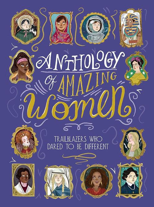 Anthology of Amazing Women / Sandra Lawrence