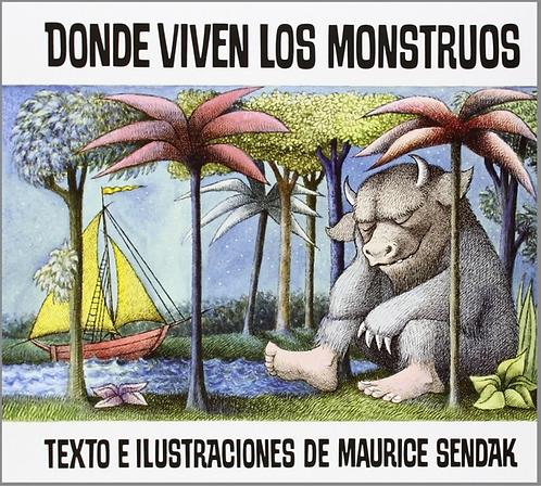 Donde viven los monstruos / Maurice Sendak