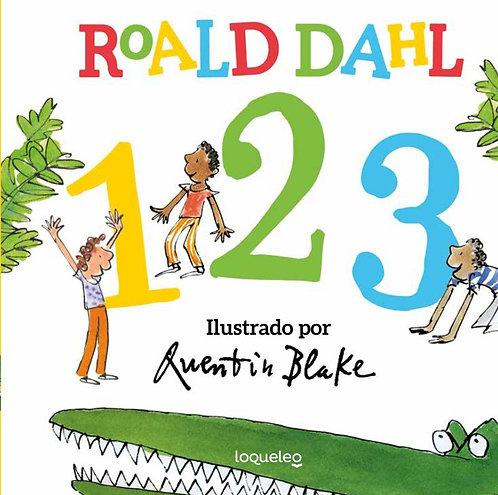 1, 2, 3 / Roald Dahl y Quentin Blake