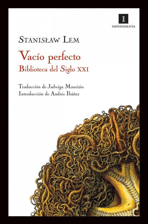 Vacío perfecto. Biblioteca del siglo XXI / Stanislaw Lem