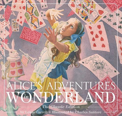 Alice's adventures in wonderland / Lewis Carroll y Charles Santore