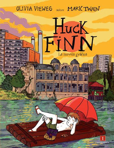 Huck Finn / Olivia Vieweg