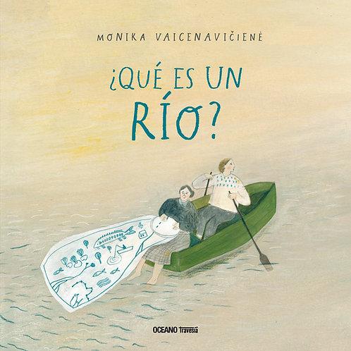 ¿Qué es un río? / Monika Vaicenaviciene