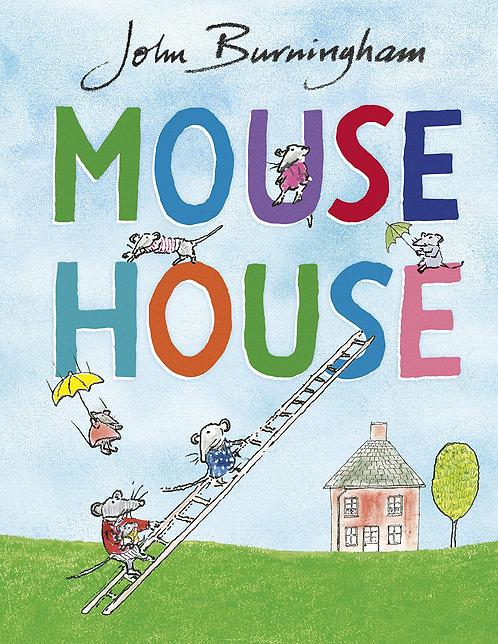 Mouse house / John Burningham