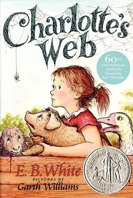 Charlotte's web / E.B. White y Garth Williams