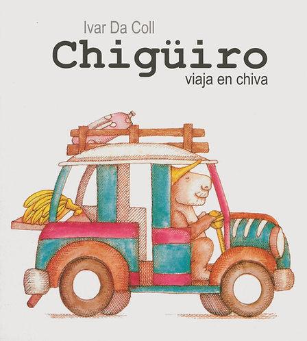 Chigüiro viaja en chiva (c) / Ivar Da Coll