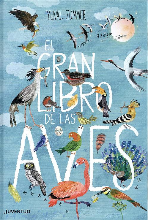 El gran libro de las aves / Yuval Zommer