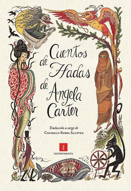 Cuentos de hadas de Angela Carter/ Angela Carter