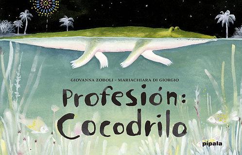 Profesión cocodrilo: Giovanna Zoboli y Mariachiara Di Giorgio