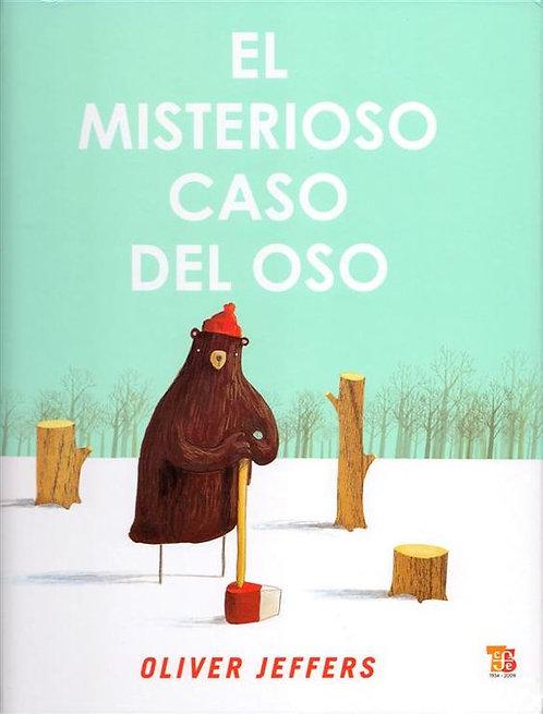 El misterioso caso del oso / Oliver Jeffers
