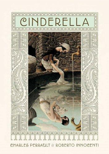 Cinderella / Charles Perrault y Roberto Innocenti