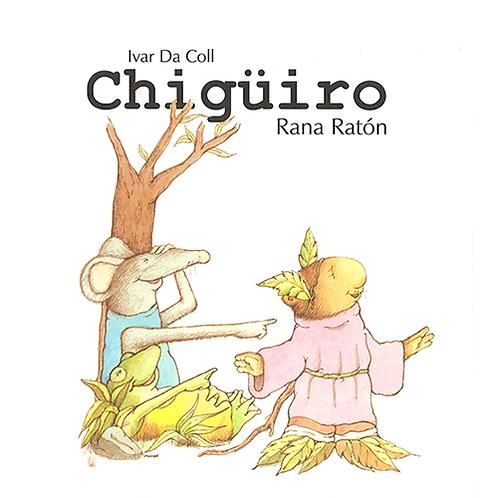 Chigüiro Rana Ratón / Ivar Da Coll