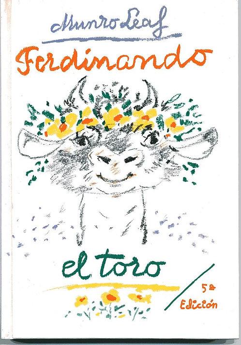 Ferdinando el toro / Munro Leaf y Werner Klemke