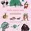 Thumbnail: La vida amorosa de los animales/ Fleur Daugey y Nathalie Desforges