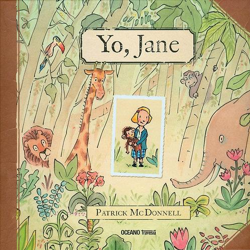 Yo, Jane / Patrick McDonnell