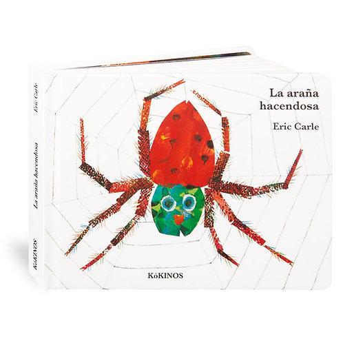 La araña hacendosa / Eric carle