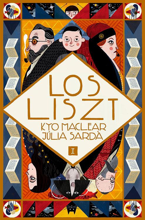 Los Liszt / Kyo Maclear y Júlia Sardá