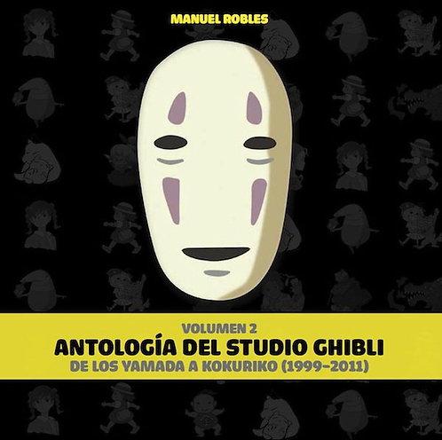 Antología del Studio Ghibli. Volumen 2 / Manuel Robles