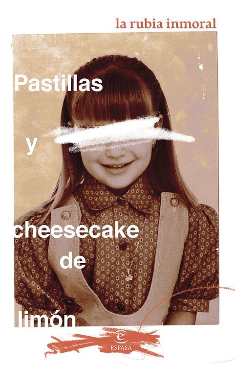 Pastillas y cheesecake de limón / Ana María Cardona Gómez