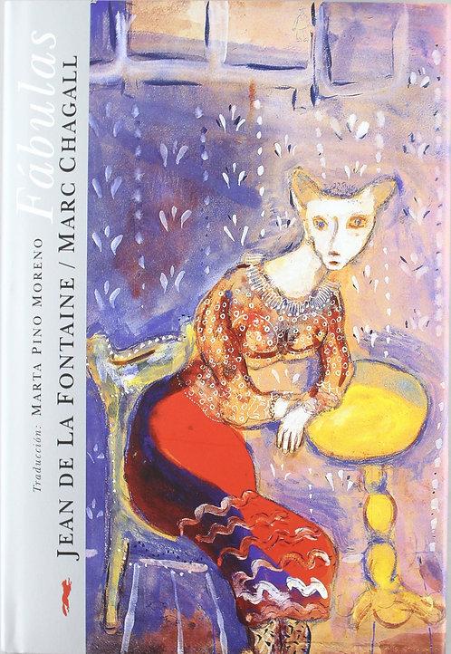 Fábulas / Jean de la Fontaine y Marc Chagall