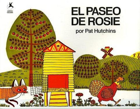 El paseo de Rosie / Pat Hutchins