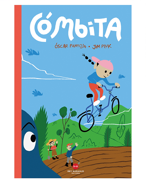 Cómbita / Óscar Pantoja y Jim Pluk