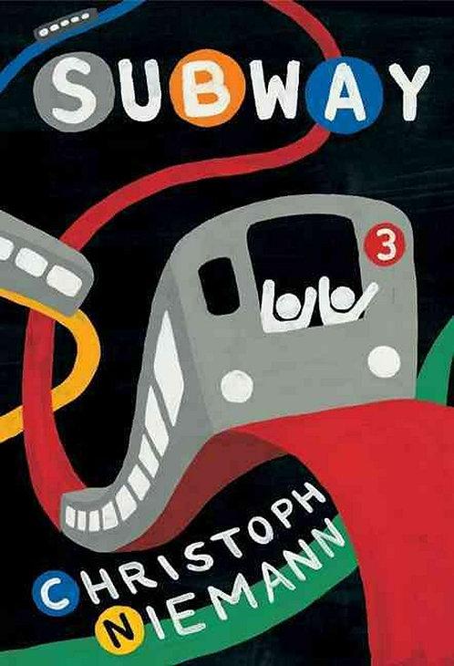 Subway / Christoph Niemann