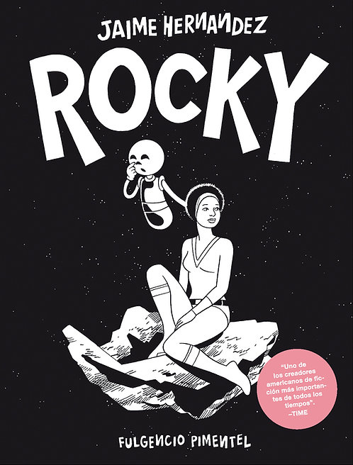 Rocky / Jaime Hernandez