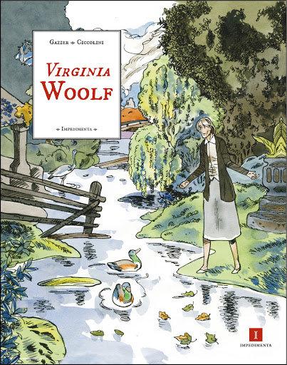 Virginia Woolf / Gazier y Ciccolini