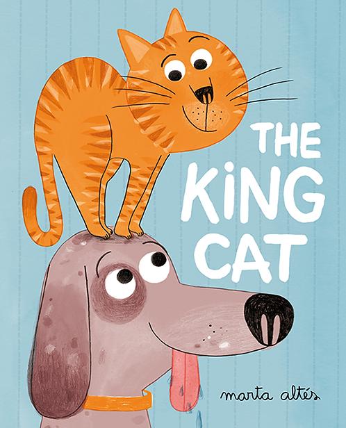 The King Cat / Marta Altés