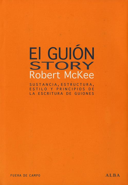 El guión story / Robert McKee