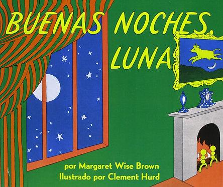 Buenas noches, luna / Wise Brown y  Hurd. Cartoné