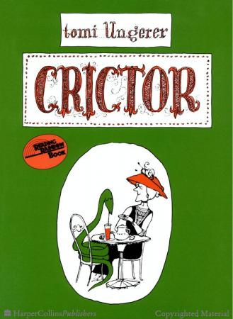 Crictor (en inglés) / Tomi Ungerer