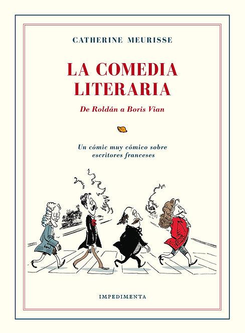 La comedia literaria / Catherine Meurisse