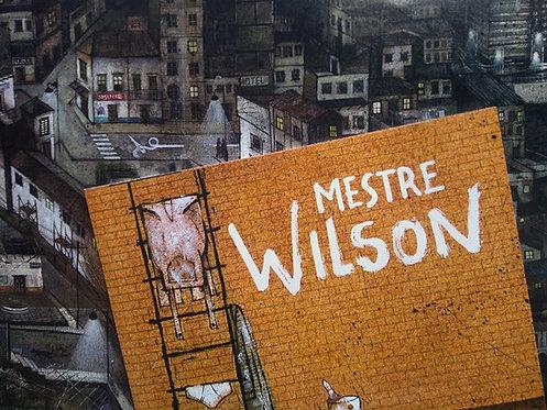 Mestre Wilson / Marco Chamorro