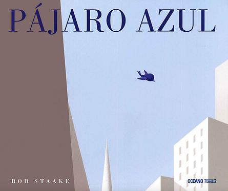 Pájaro azul / Bob Staake