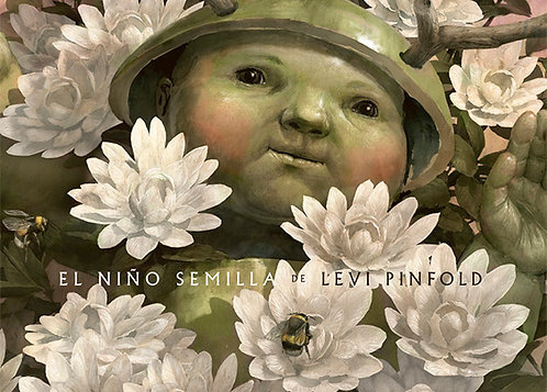 El niño semilla / Levi Pinfold