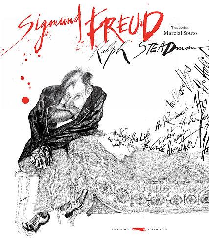 Sigmund Freud / Ralph Steadman