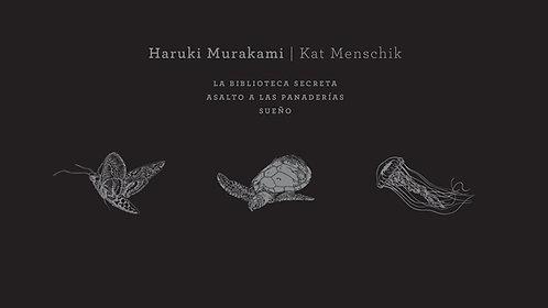 Trilogía de Haruki Murakami / Haruki Murakami y Kat Menschik