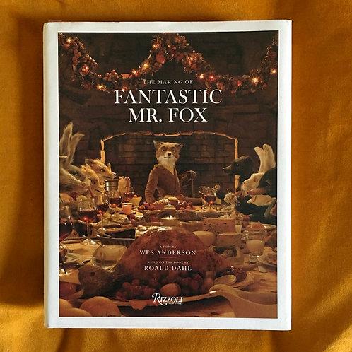 The Making of Fantastic Mr. Fox /  Varios autores