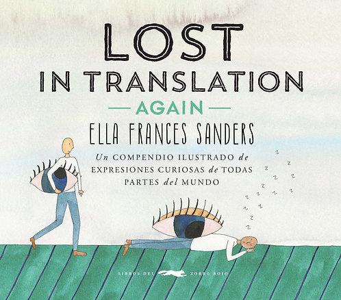 Lost in translation again / Ella Frances Sanders
