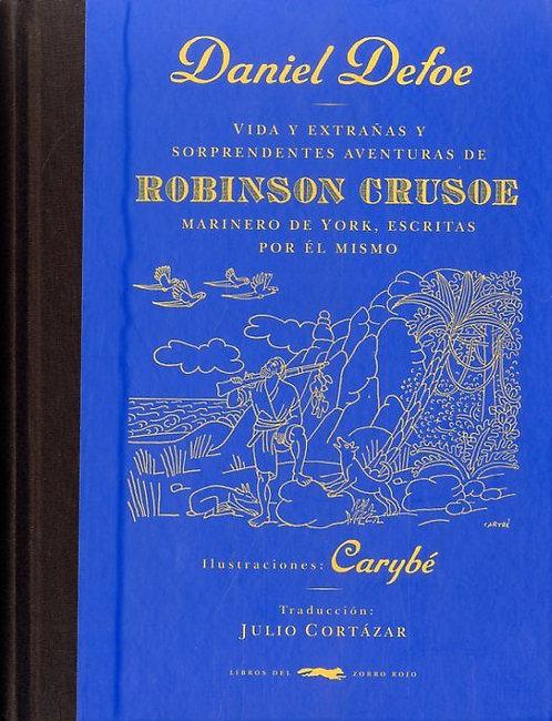 Robinson Crusoe / Daniel Defoe y Carybé
