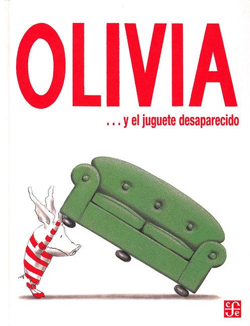 Olivia y el juguete desaparecido / Ian Falconer